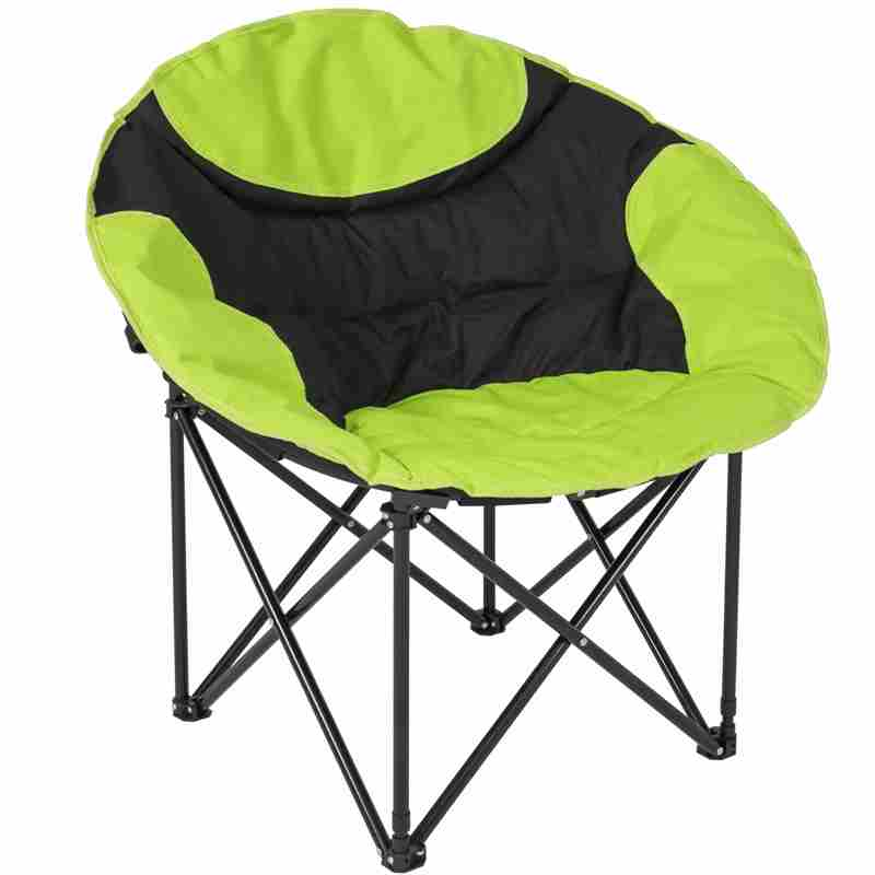 giant folding chair ribbed office camping best