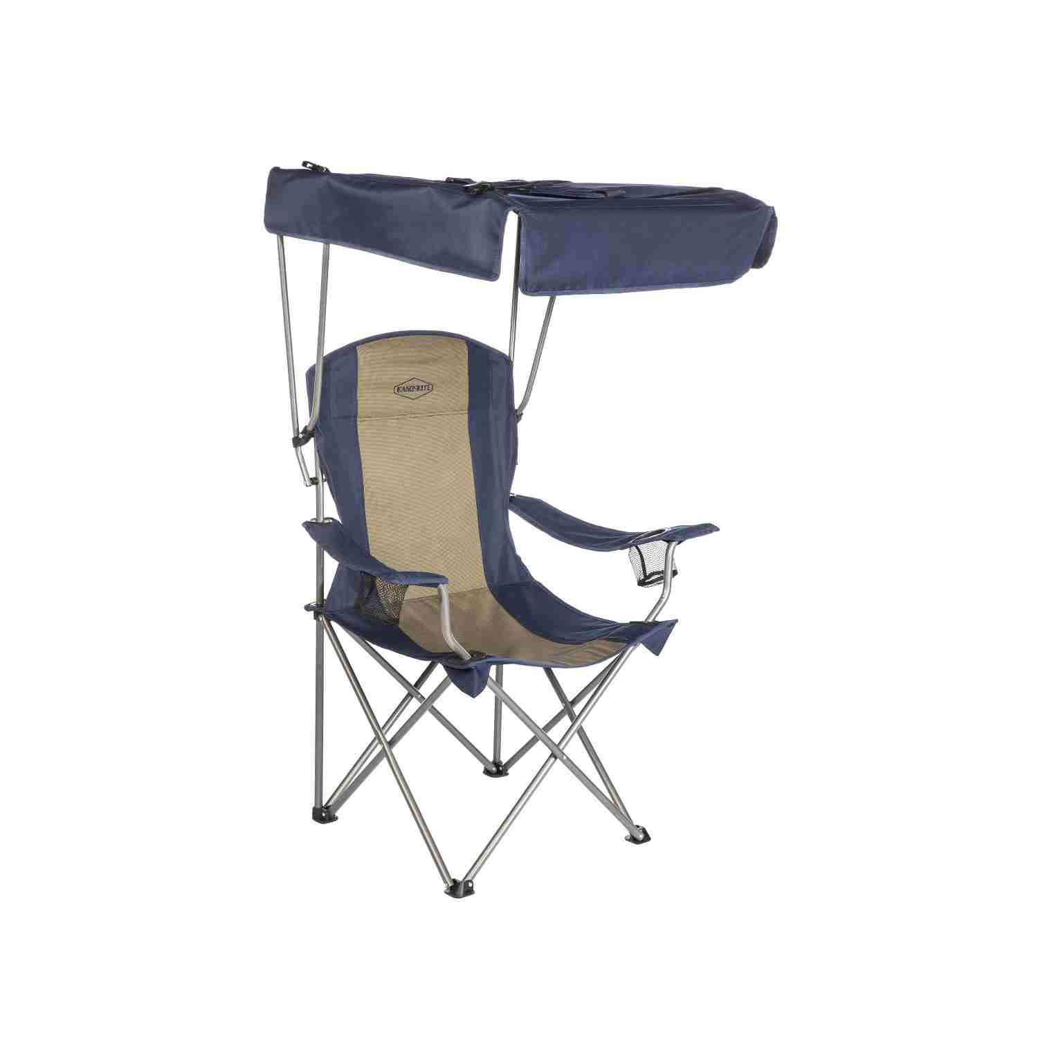 caravan canopy folding chairs pottery barn leather camping