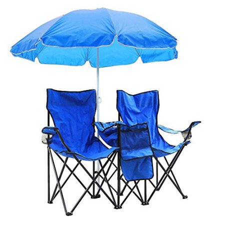 double camping chairs folding linen dining chair covers australia mega