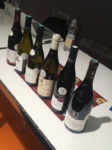 Bourgogne plus dénomination géographique