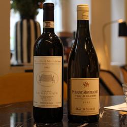 coffret vin premium