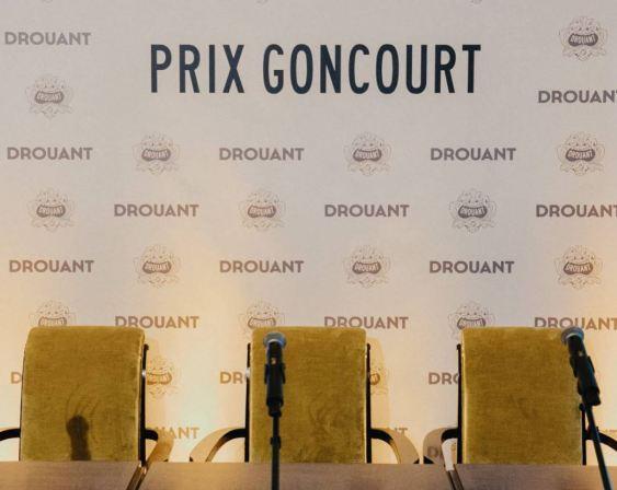 James Ney prix Goncourt