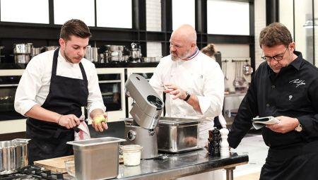 """Matthias Marc dans Top Chef pour un dessert 100% """"Jura"""" autour des arômes du vin jaune"""