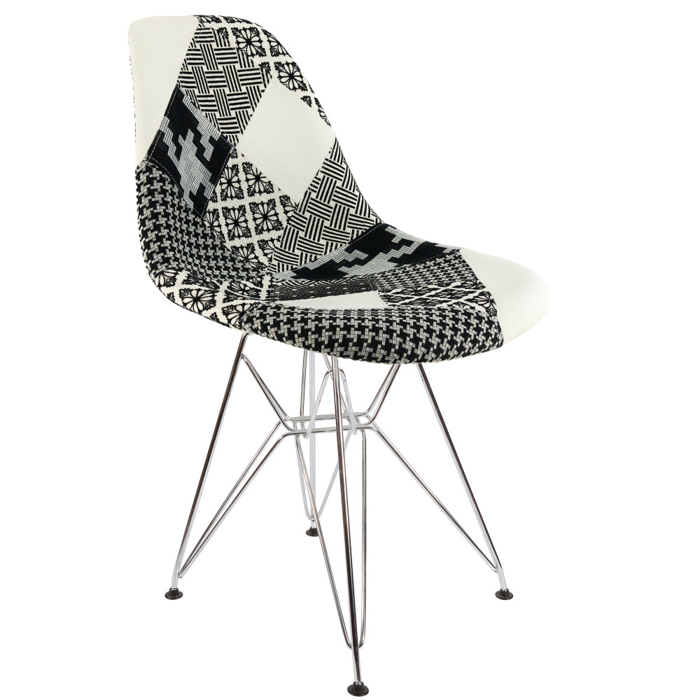chaise design dsr patchwork