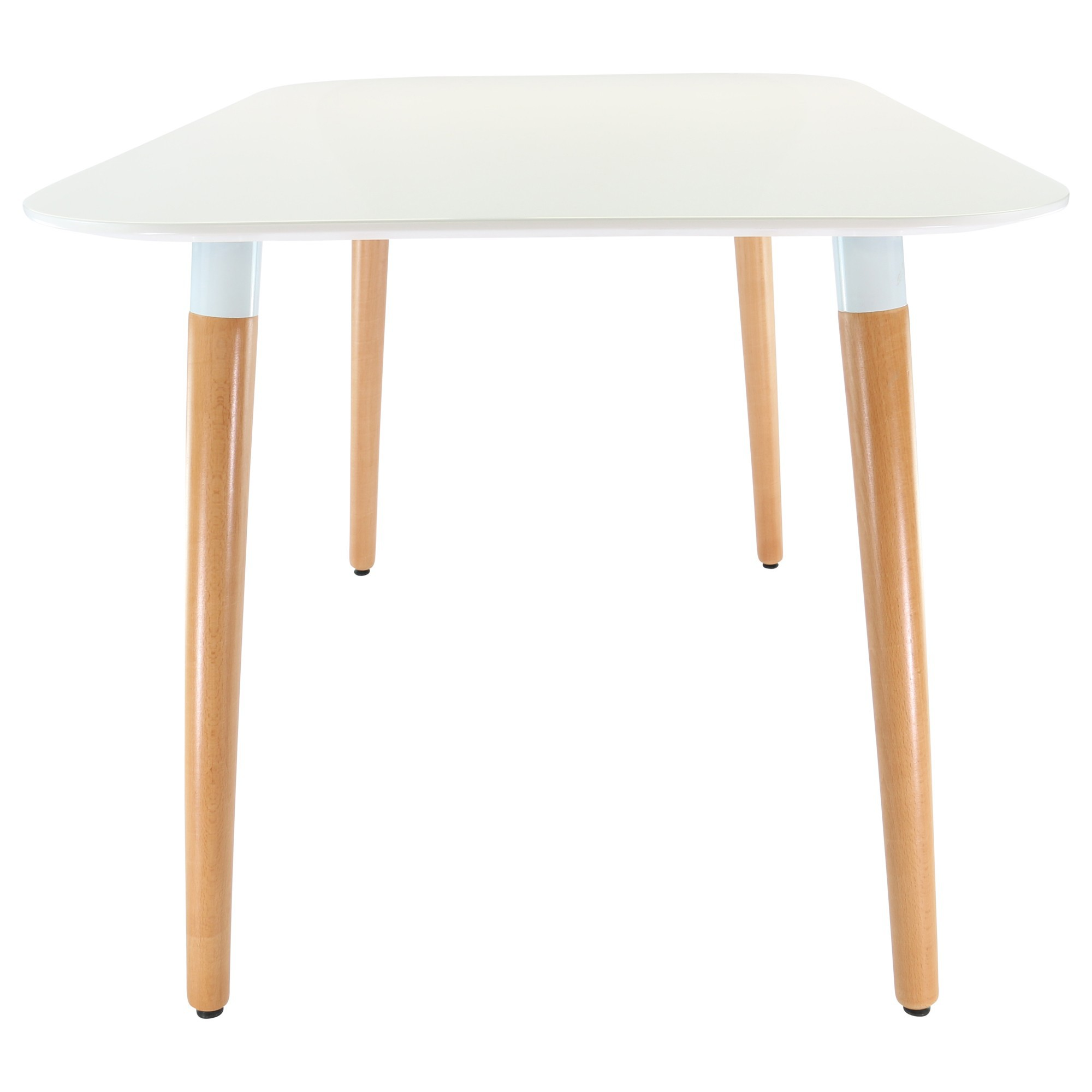 table scandinave carre