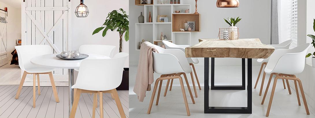 couleur et design de sa chaise scandinave