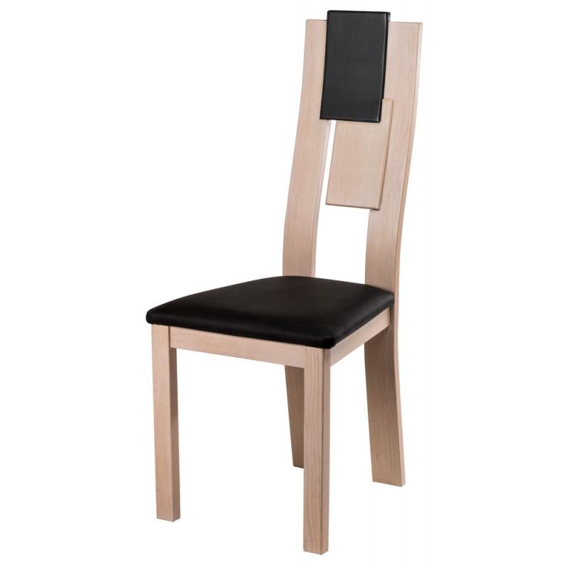 chaise de salle a manger titane
