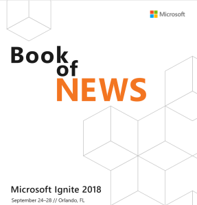 SharePoint + Flow announcements from Ignite 2018 – Chaks Corner
