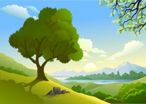 bigstock-Amazing-Country-Side-And-a-Lo-25624214