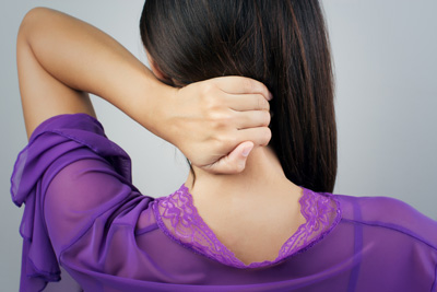 neck pain, pain in nape