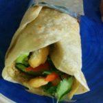 Easy Chicken Wrap | Chicken Frankie | Chicken Roll