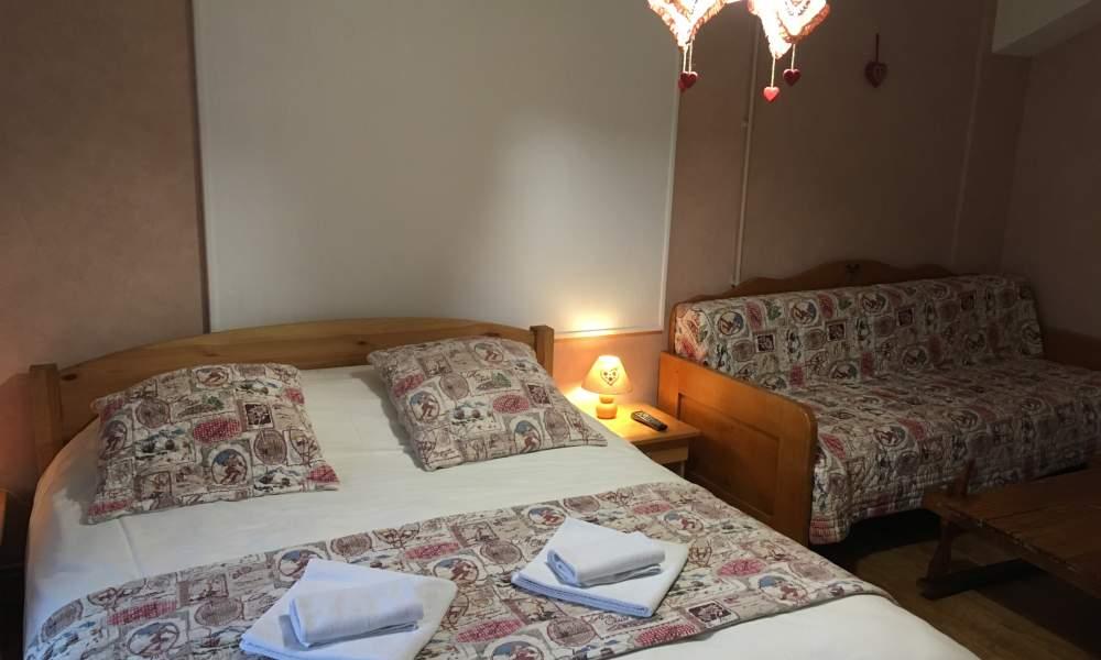 Chalet lAiglon chambres dhtes Saint Gervais MontBlanc