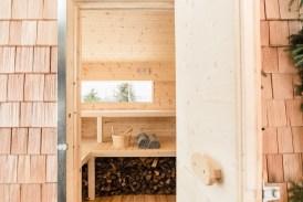 Sauna Holz