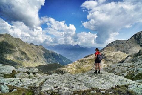 Berge Wandern Südtirol