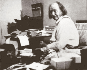 "This is the condition L. Ron Hubbard ended up in after being in the nursing care of Jim ""Ratched"" Dincalci in New York City, 1973. In a curious coincidence, CIA shock-doctor Max Fink also relocated to a hospital in NYC in 1973."