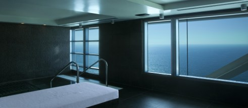 Six Senses Spa Barcelona - zona de aguas