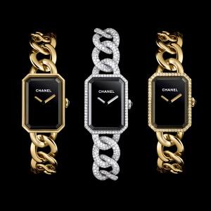 Nuevos relojes première chanel