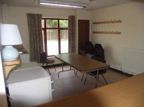 Small Meeting Room With Various Utilities