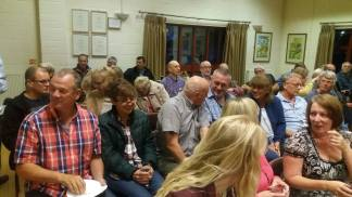 Meeting to save the Queens Head