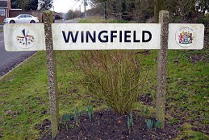 Wingfield Sign