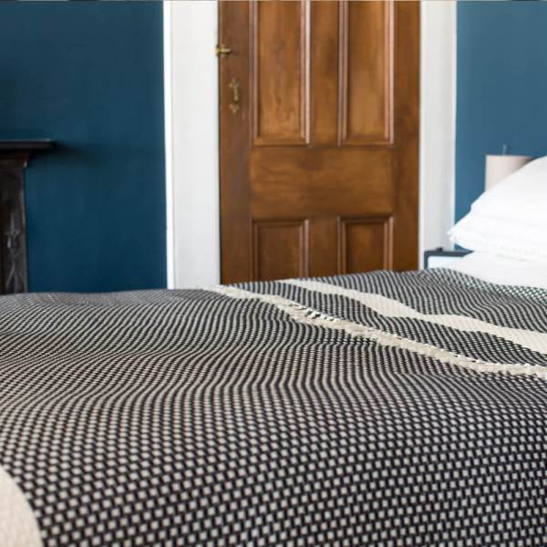 Cosy Blanket and Throw on Bed - Belgin - Turkish bedding