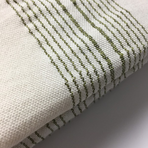 Ince Turkish towel - the ultimate lightweight, quick drying and compact travel companion. By Luks Linen on Chalk & Moss.