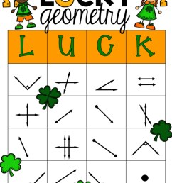 Ten 10 FREE Math Centers for St. Patrick's Day (3rd-5th) - [ 3000 x 2250 Pixel ]