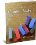 Chalk Pastels Through the Seasons