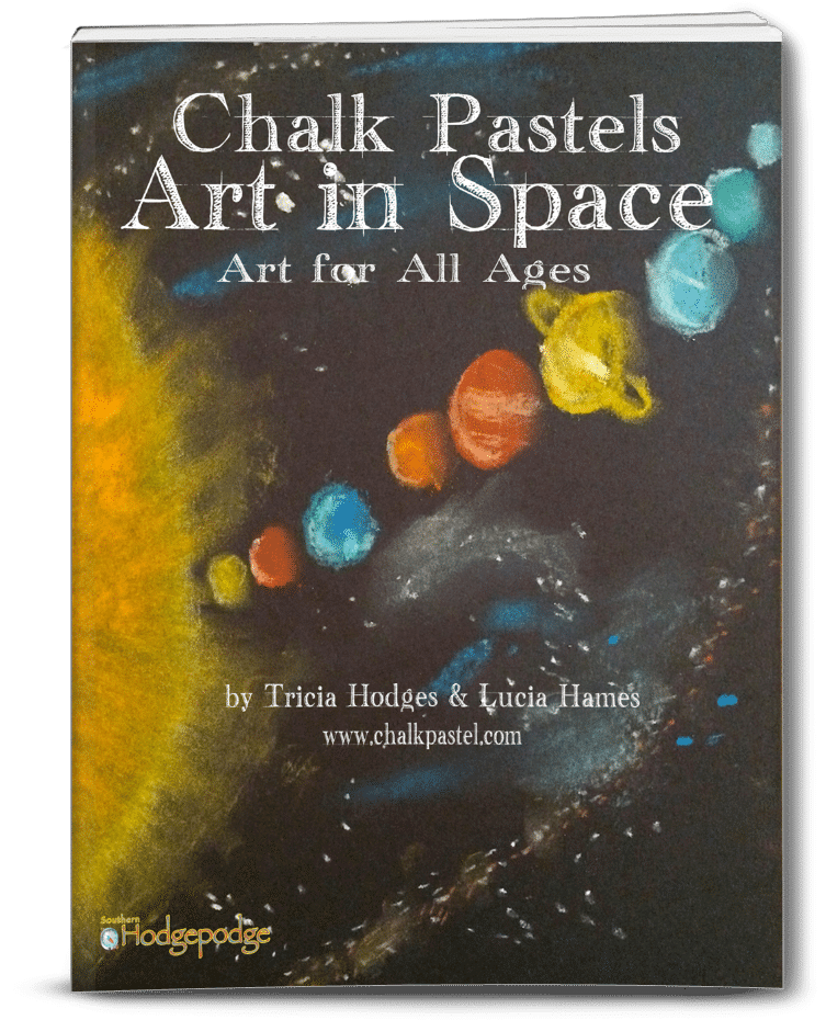 Chalk Pastels: Art in Space