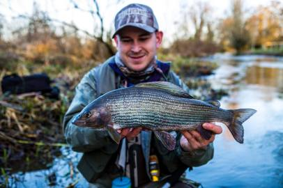 Big Winter Grayling - Home Beat