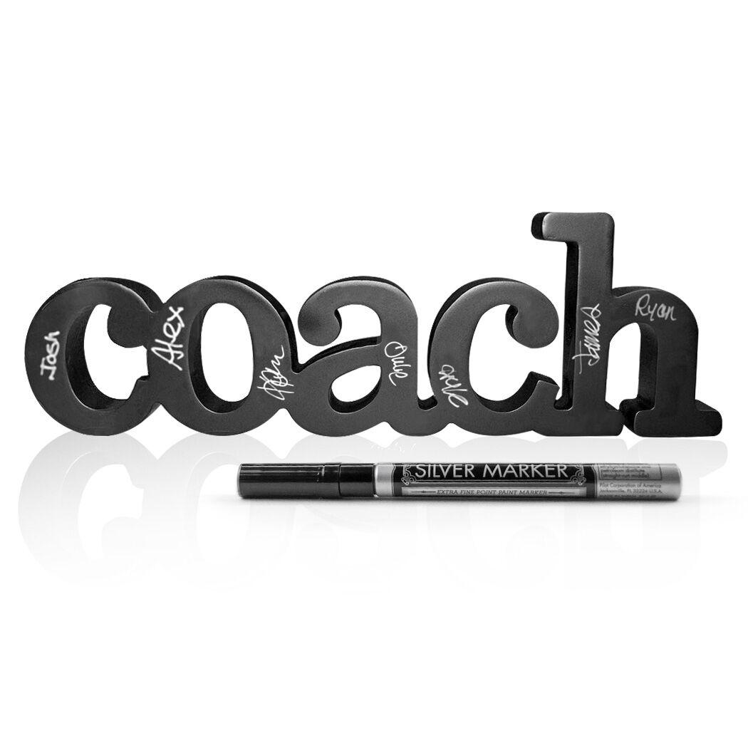 coach wood words ready