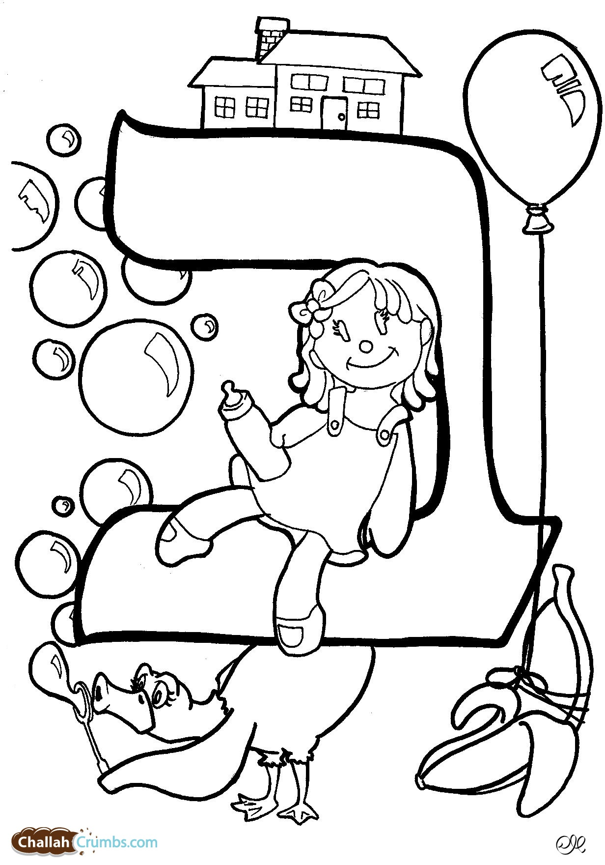 Aleph Bais Coloring Coloring Pages Coloring Pages