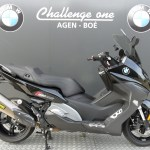 Motos D Occasion Challenge One Agen Bmw C 650 Sport Pack Silencieux Akrapovic Kit Vario J Costa