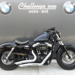 Motos D Occasion Challenge One Agen Harley Davidson Forty Eight 48 2012