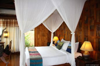 Sleeping room @ Santhiya Koh Pha Ngan