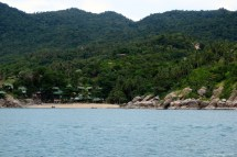 Between Koh Samui and Koh Pha Ngan