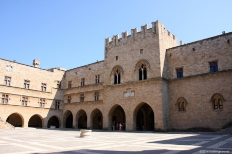 Castle of knights @ Rhodes Town