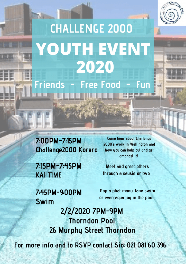Challenge Youth Event 2020