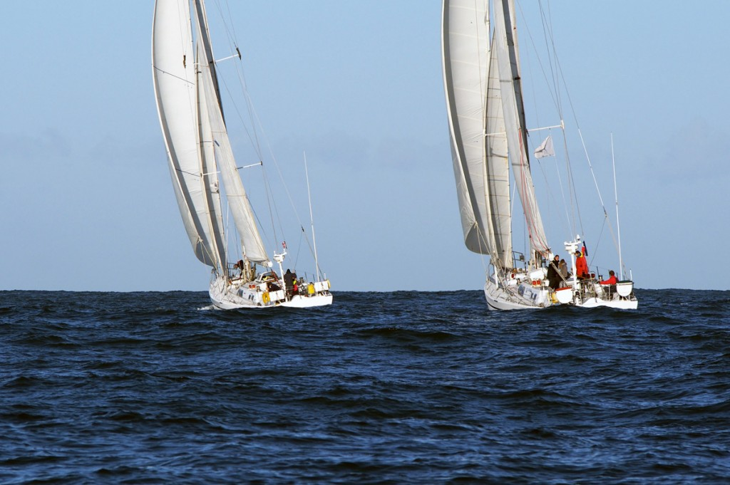 Sailing Across The Atlantic Crew Mate On Transat