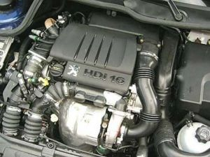 Peugeot 206 16 HDI 110 ch XT  Challenges