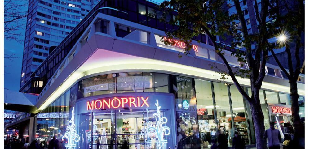 monoprix monte encore en gamme challenges