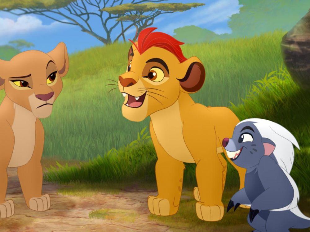 garde du roi lion challenges