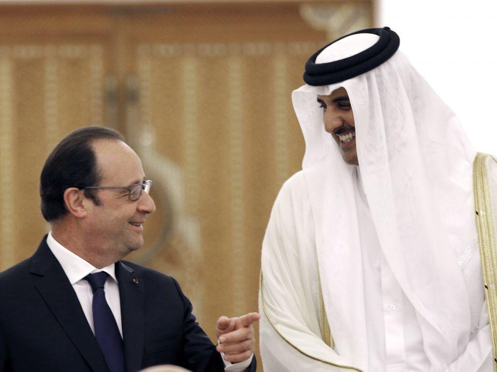 Comment le Qatar a acheté une partie de la classe politique française
