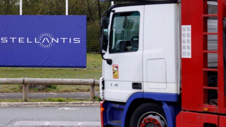 Stellantis maintient la production d'un moteur essence sur le site de Douvrin