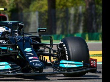 GP d'Émilie-Romagne de F1: Mercedes encore devant aux essais libres 2