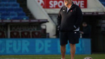"""Coupe d'Europe de rugby: Bordeaux-Bègles devra """"faire un très grand match pour exister"""", selon Urios"""
