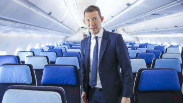 Air France-KLM reste en zone de turbulences
