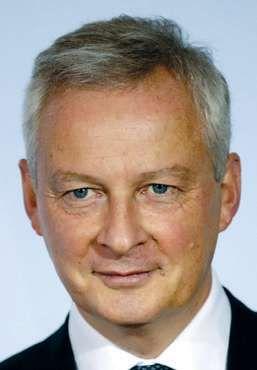 Bruno Le Maire. Pour le ministre de l'Economie, l'enjeu est d'inciter les ménages à débloquer leur épargne de précaution.