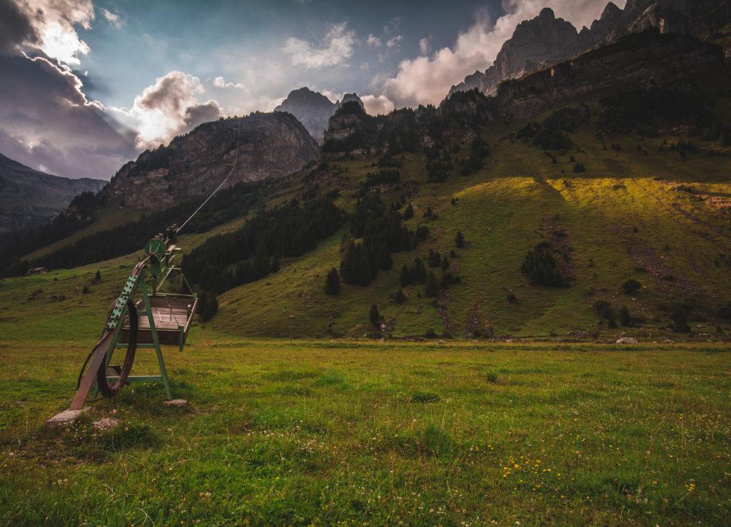 The Rugged Beauty of Switzerland