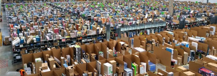 The Power Over Christian Publishing We've Given To Amazon